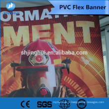 Imprimante de bannière flexible de prix de vente chaude, taille de bannière de flexion de 2016 plus récente, bannière flexible de PVC de haute qualité