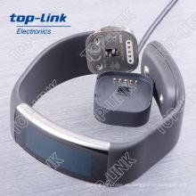 100326-5 5pin Federbelasteter Pogo Pin Stecker für Smart Watch mit kleinem Pitch
