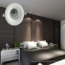 Spot LED de alumínio fundido estilo simples