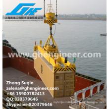 Container Spreader für Rangierbahnhof und Containerentlader