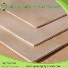 Two Time Hot Press 4.5mm Poplar Commercial Plywood From Linyi