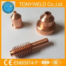 replacement parts for 120931 220011plasma nozzle