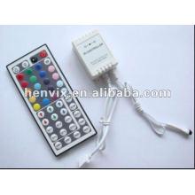 Controlador IR RGB LED de 44 teclas