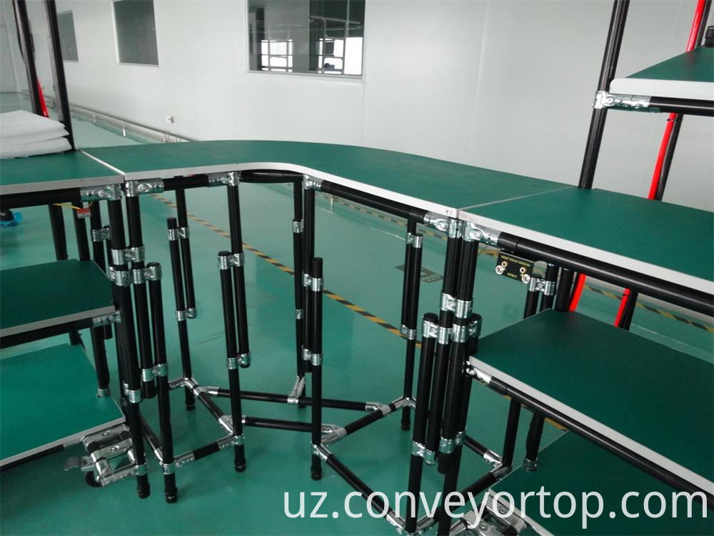 Assembly Conveyor Table