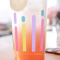 360мл 480мл 600мл оптом индивидуальные ПП одноразовые отнять пластиковые стаканчики
