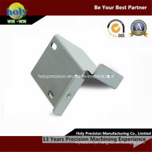 Revestimento de perfuração do pó da fabricação do CNC da chapa metálica