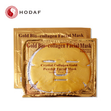 High quality Gold collagen crystal facial mask