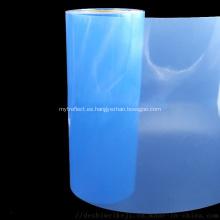 Película de inyección de tinta azul semitransparente de 175 micras