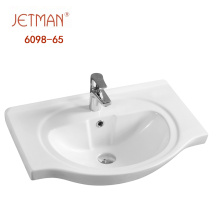 JM6098-65 650 * 490 * 190 Bassin à mi-bord Bassin Cabinet Basin
