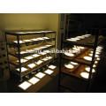 China manufacturer 600x600mm cct adjustable led panel light