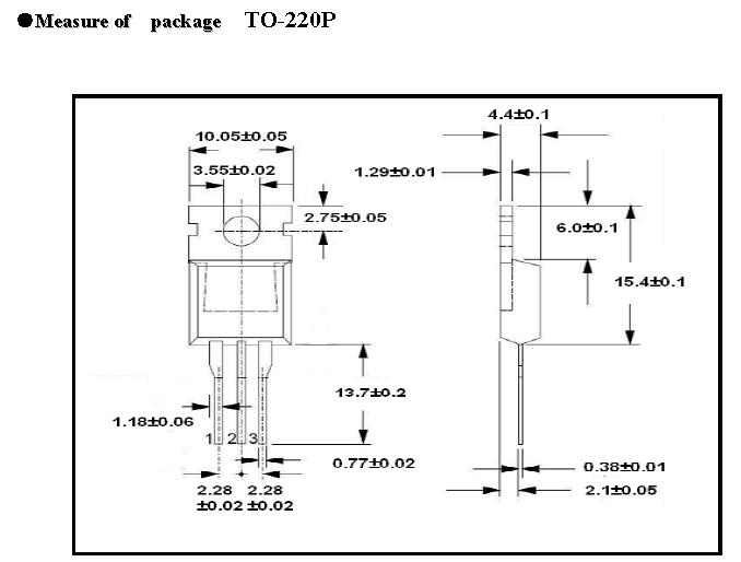 triac BT134 (2)