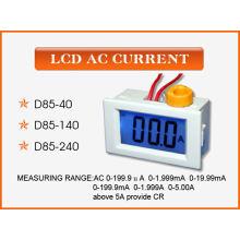 White Mini Digital Panel Meter