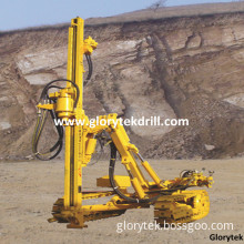 CL351 Crawler-Type Pneumatic DTH Drilling Rig