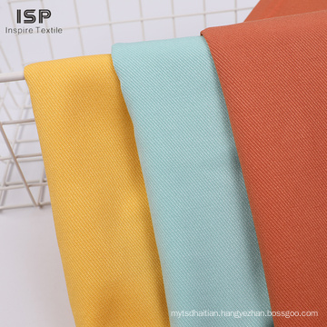 Woven examples of dyed rayon twill fabric price