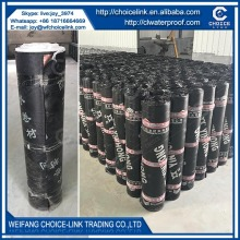 roof material SBS modified asphalt waterproof membrane