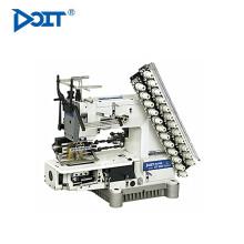 DT 008-12064P / VSQ / VSM / DL Muti-nadel HOHE GESCHWINDIGKEIT PREIS HEMMEN UND QUILTEN elastische Raffnähmaschine