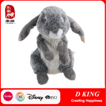 Long Ear Stuffed Plush Electronic Plush Bunny Toys