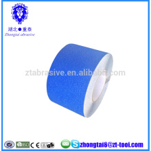 colorful adhesive abrasive anti-skid tape for stair ladder floor