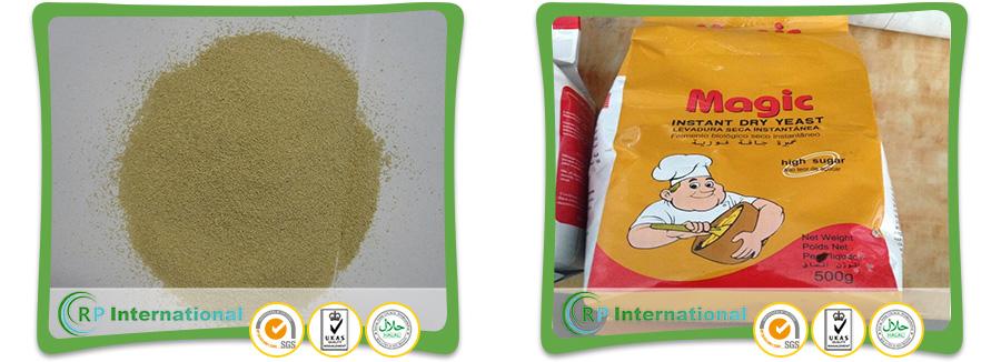 Envelope Instant Dry Yeast