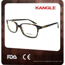 óculos de acetato de laminação de tartaruga