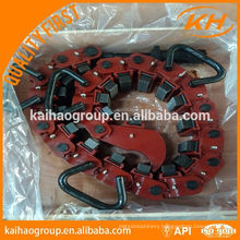 "API Type MP-L 15 7/8"" - 17"" Casing Pipe Safety Clamp"