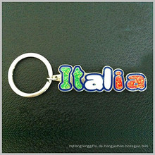 Italia Tour Geschenk Cute Keyring Souvenir mit Farbe Emaille (F1221)