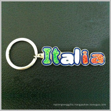 Italia Tour Gift Cute Keyring Souvenir with Color Enamel (F1221)