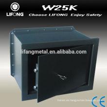 Llave de caja fuerte montado de pared abierto W25K