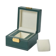 Wholesale luxury leather watch packaging gift box design your own watch box