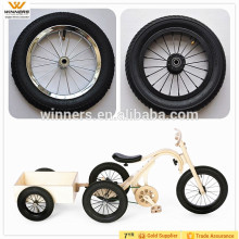 infant car 10'' 12'' inflatable wheel
