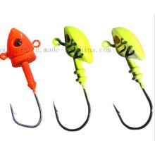 Venda quente personalizado Vários Plastic Tackle Fishing Lure Hook
