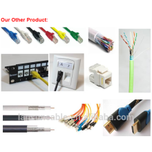 high quality utp cat5e jumper cable