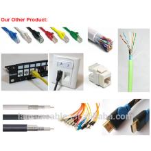 Высококачественный кабель cat5e utp cat5e