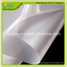 PVC Laminiertes, hintergrundbeleuchtetes Flex Banner