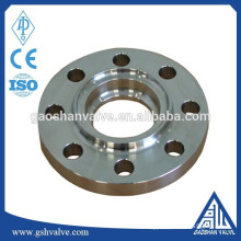 iso stainless steel 304 socket weld flange