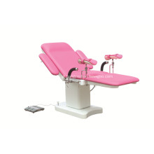 mesa de exame médico de ginecologia