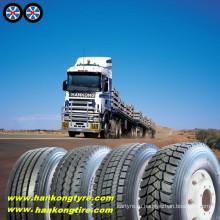 Шины для легких грузовиков, шины для автобусов, шины для радиальных прицепов