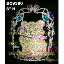 custom pageant tiara