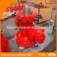 API 6A Ölfeld Gehäuse Kopf Montage mit niedrigen Preis zum Verkauf