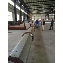 Leading for Engage in Steel Communication Pole, Telecom Pole, Fiber Optic Pole, CCTV Pole to Your Requirements Communication Pole With Triangular Work Platform supply to Falkland Islands (Malvinas) Factory