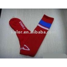 Футбольные носки из хлопка
