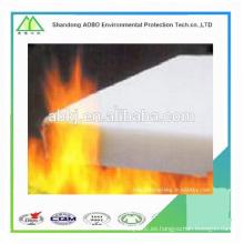 Ventas calientes fieltro ignífugo blanco para uso industrial