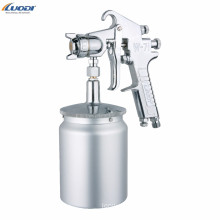 LUODI 2017 W-71S high pressure air water automatic spray gun