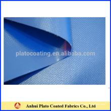 FR и лакированный брезент из поливинилхлорида для навесов