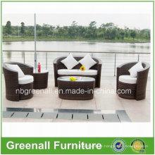 Wicker Furniture Garden Set