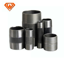 Black And Galvanized Carbon Steel Pipe Nipple