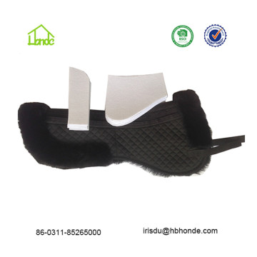 Varios colores Pocket Saddle Pad For Horse