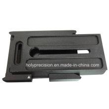 Acessórios de alumínio macro do alumínio do slider da câmera do CNC