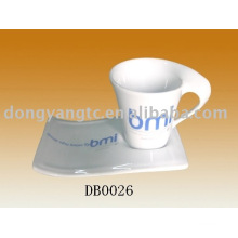 Factory direct wholesale porcelain coffee cup manufacturers