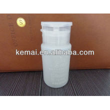 Nail remover bottle